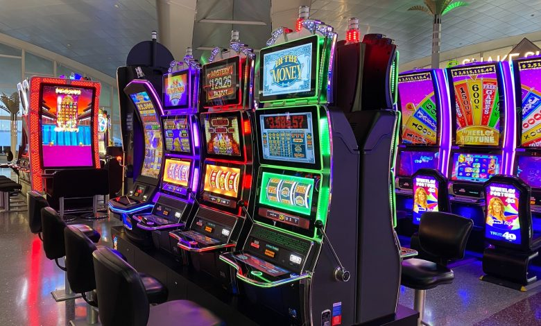 The Fundamental Truths Of Online Slot